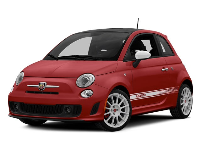 2013 Fiat 500 Abarth Daytona Beach Fl Area Toyota Dealer