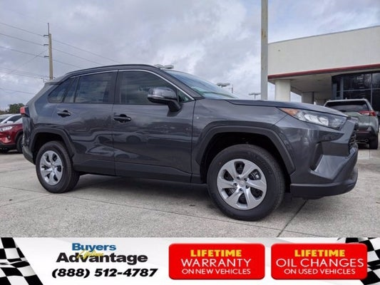 New Toyota Rav4 Daytona Beach Fl