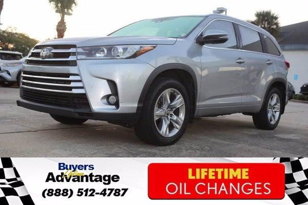 2017 Toyota Highlander Limited In Daytona Beach Fl
