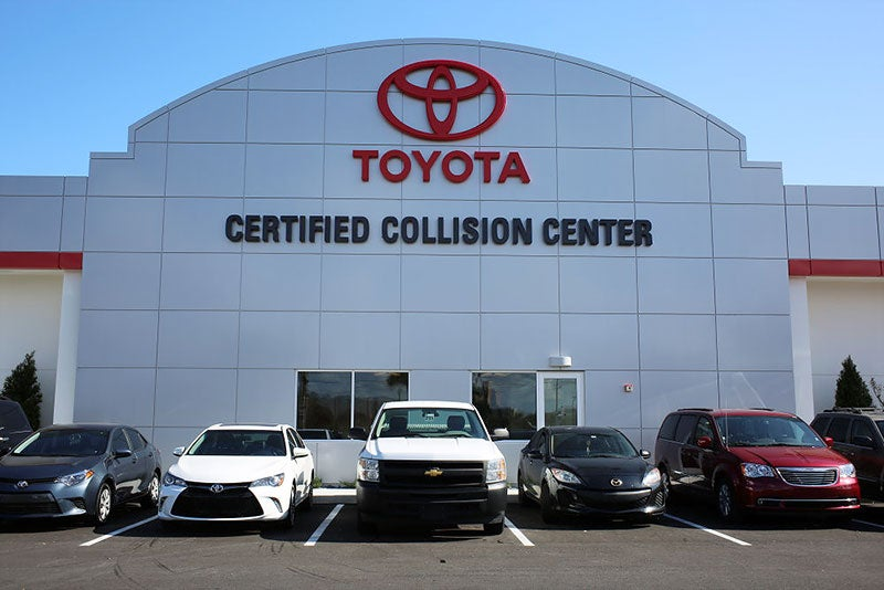 Collision Repair Shops Near Me >> Collision Center Daytona Beach FL | Daytona Toyota